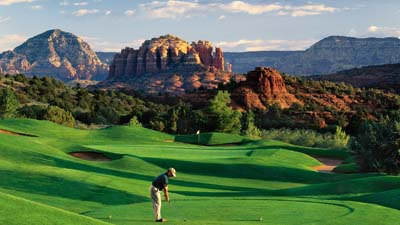 Golf Resort Hilton Sedona Resort at Bell Rock