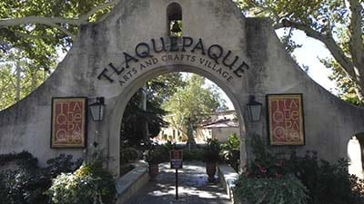 Tlaquepaque Shopping Sedona AZ