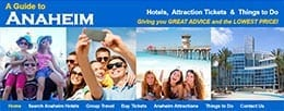 A Guide to Anaheim Hotels Attractions Restaurants Shopping