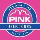 Pink Jeep Tours Logo