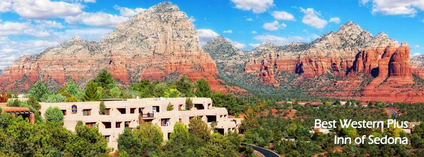 Best Western Plus Inn of Sedona AZ