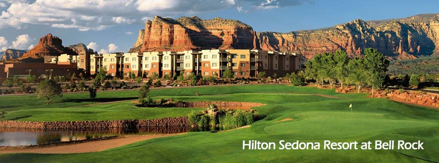 Hilton Sedona Resort at Bell Rock - Golf & Spa Resort