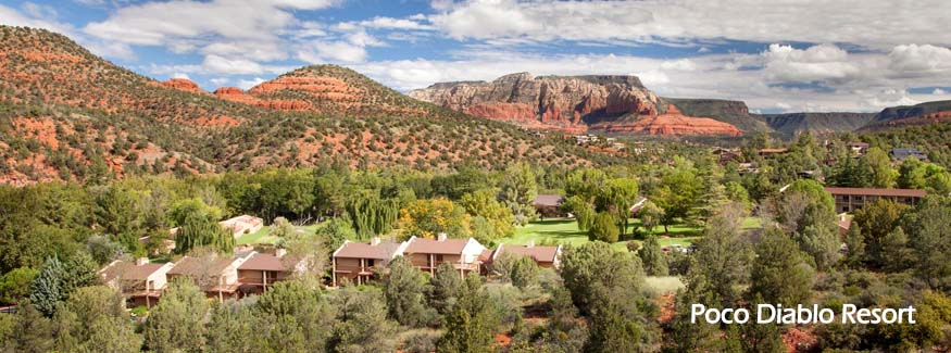 Poco Diablo Resort Sedona Golf Weddings