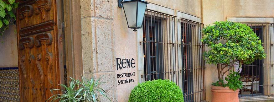 Rene Restaurant Sedona Restaurant Wine Bar